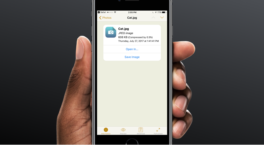 Archives for iOS | Open Zip Files on iPhone and iPad